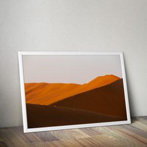 quadro deserto fine art