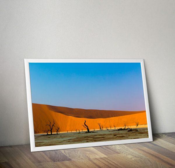 quadro namibia deserto