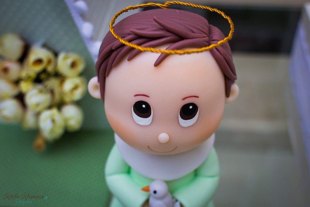 Arthur | Batizado | Santos
