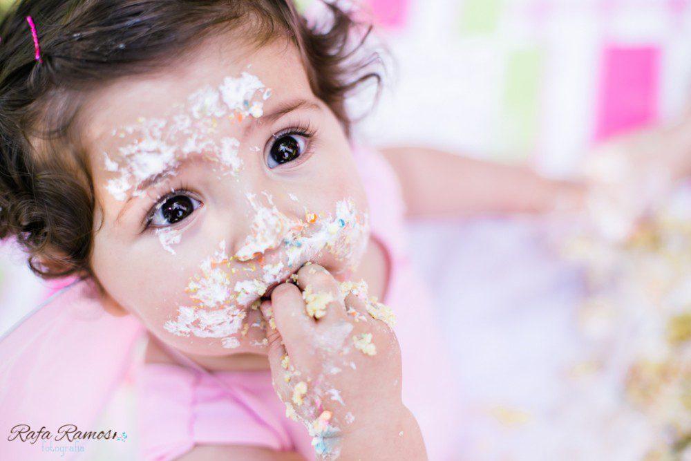 Giovana – 1 ano | Acompanhamento Infantil | Smash the Cake
