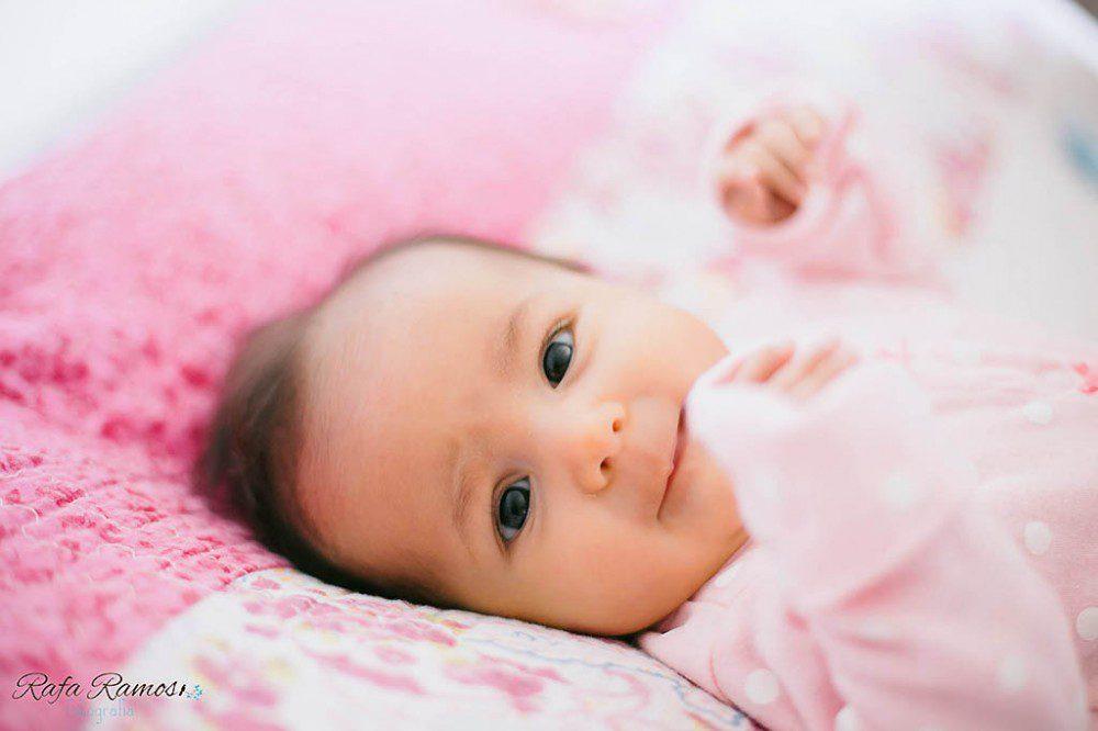 Anna Liz – 2 meses| Acompanhamento Infantil | Fotografia Infantil