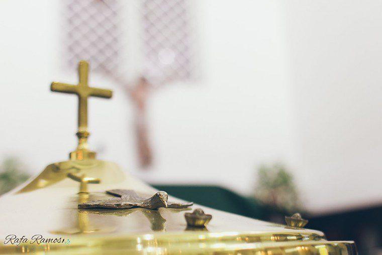 Manuela e Melissa | Batizado | Igreja de santo expedito