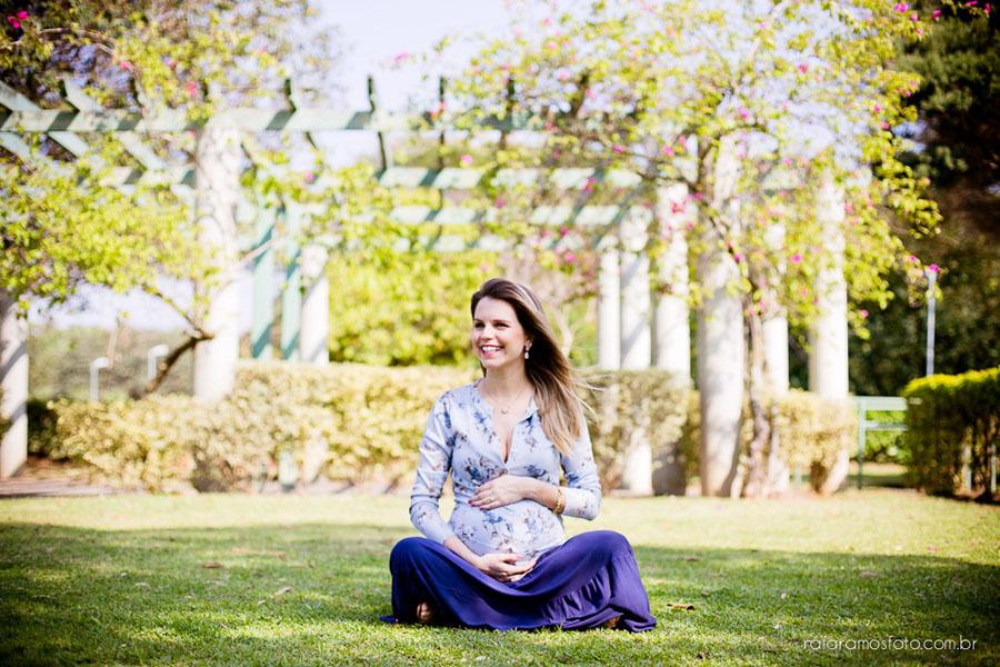 Kalina e Roberto | Ensaio de Gestante | Villa Lobos