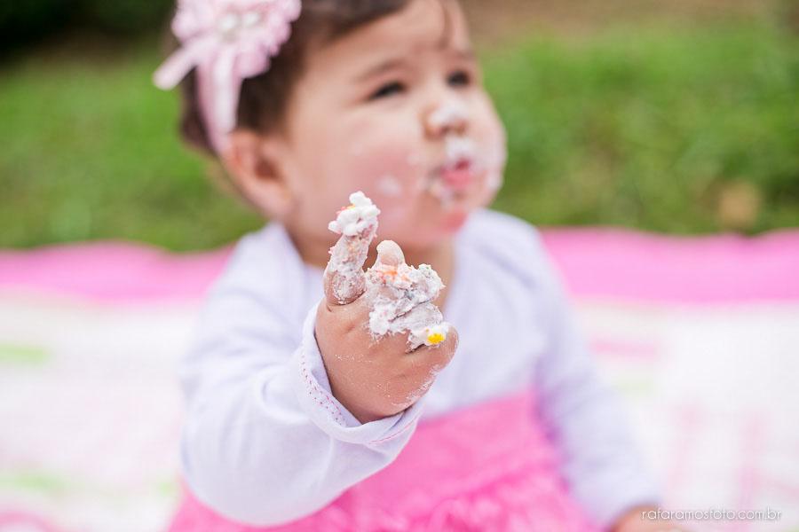 Manuela | Smash the Cake | Fotografia Infantil