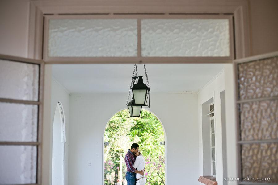 Mariana e Franz | Ensaio de Casal  |Horto Florestal