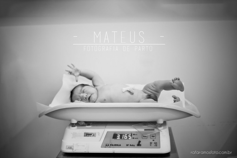 Mateus | Fotografia documental de Parto | Maternidade São Luiz – Tatuapé