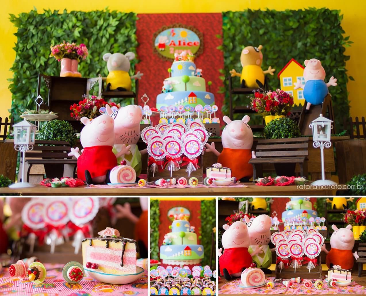 Aniversario infantil cia dos bichos cotia festa intantil 2 anos tema pepa pig alice 2 anos 00001