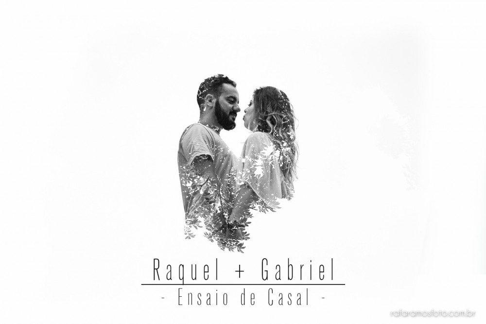 Raquel e Gabriel | Ensaio de casal | Parque da Independencia | Fotografia de casamento