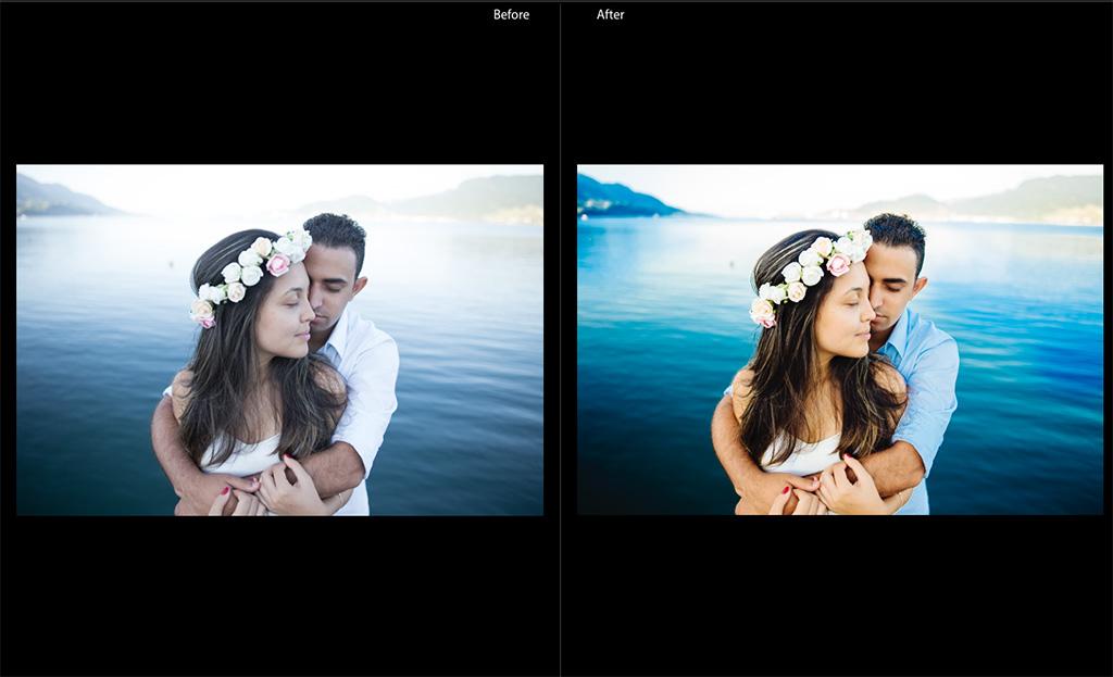 antes e depois rafa ramos fotografia