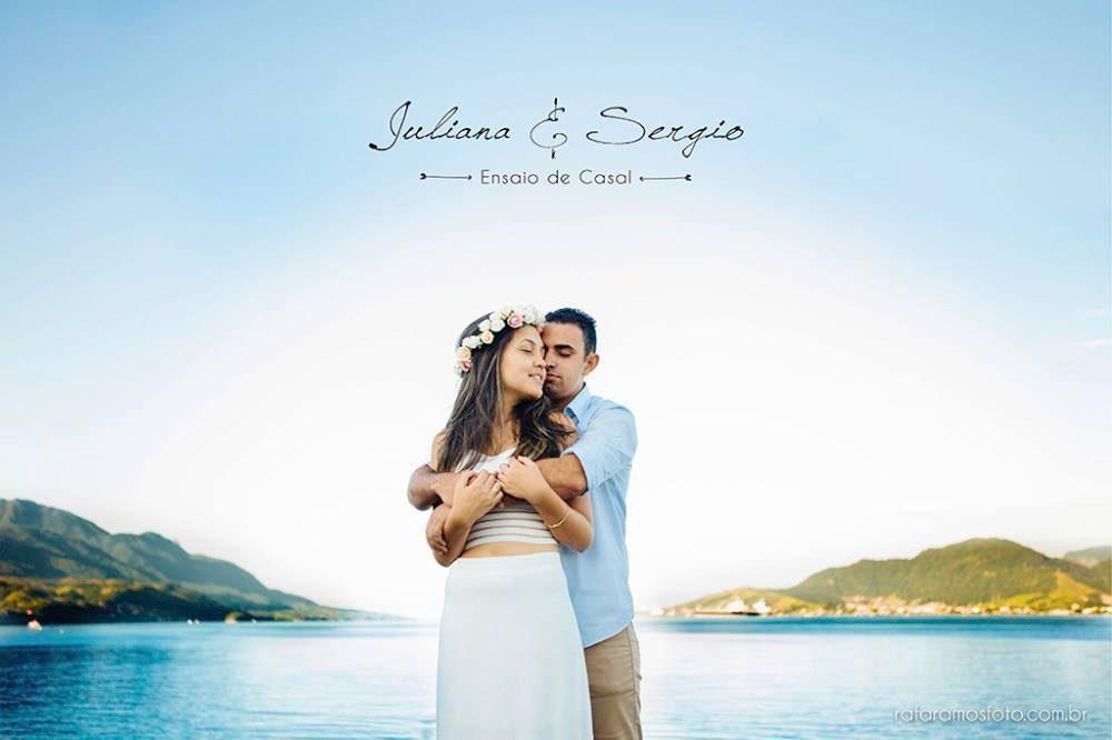 Juliana e Sergio | Ensaio de casal | Ilhabela