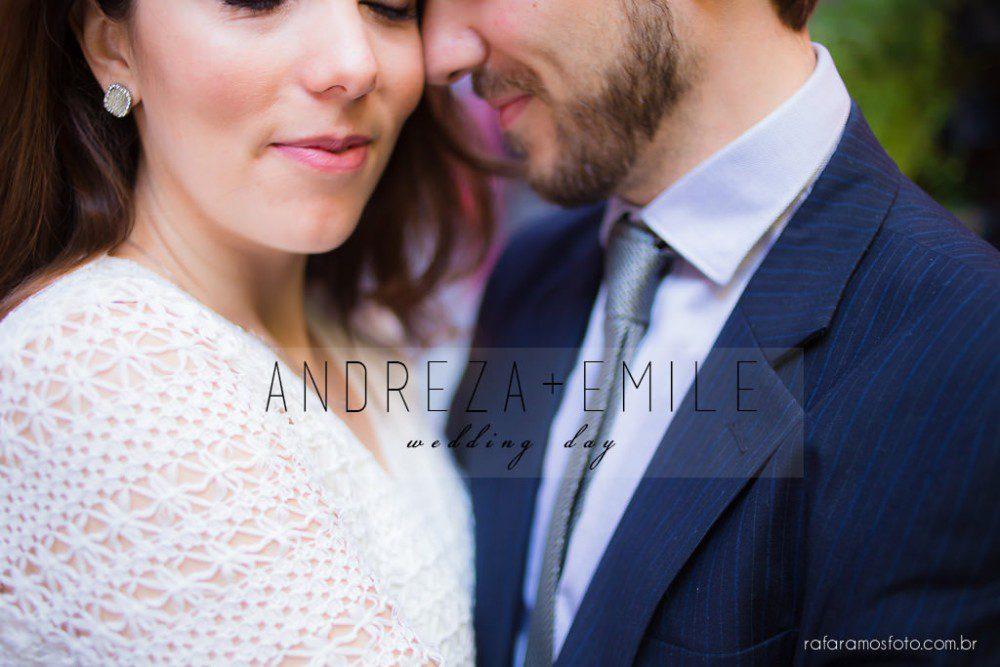 Andreza e Emile | Casamento Civil | Cartório do Jabaquara