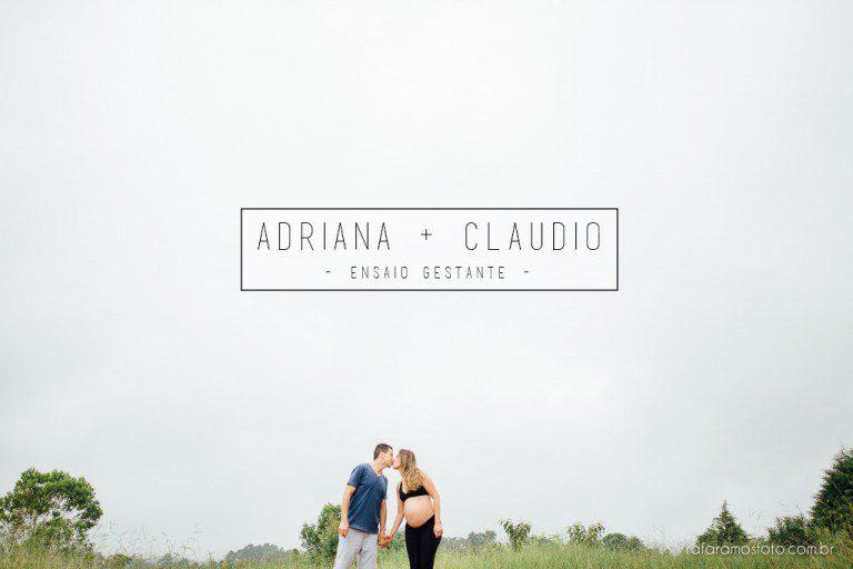 Adriana e Claudio | Ensaio gestante| Santa Isabel – SP