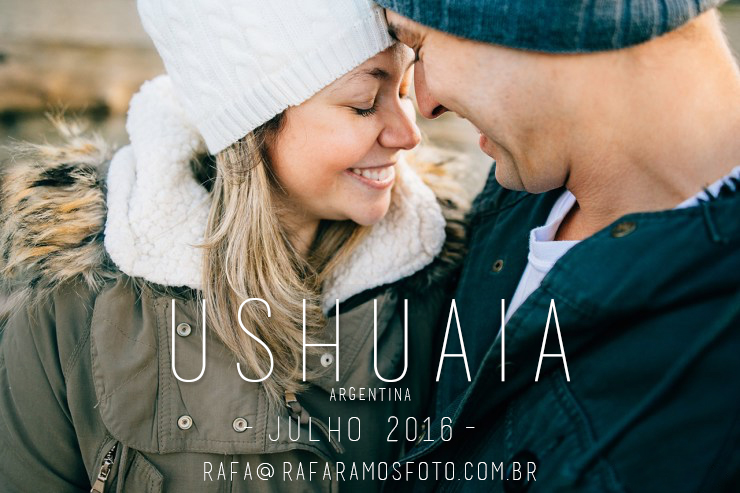 Ushuaia Argentina | Fotografo de Bodas Ushuaia