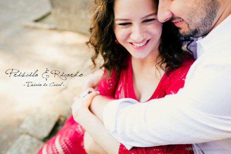 Priscila e Ricardo | Ensaio de Casal