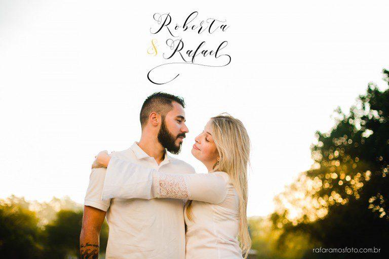Roberta e Rafael | Ensaio de Casal | Rafa Ramos – Fotografia de casamento