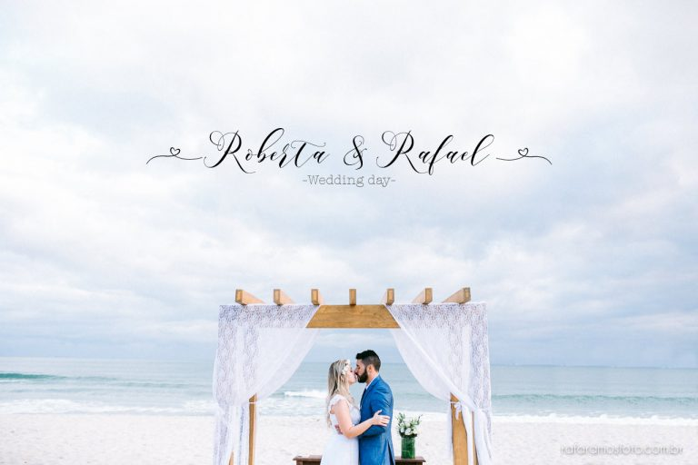 Roberta e Rafael | Casamento na Praia | Hotel Coconuts Maresias