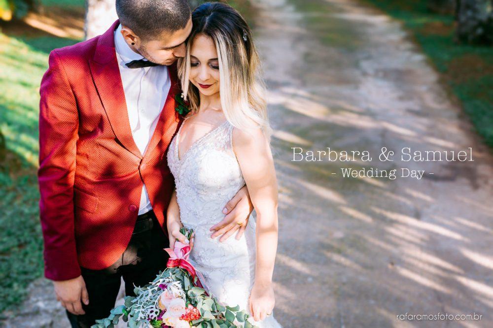 Barbara e Samuel | Casamento ao ar livre | Boho Chic
