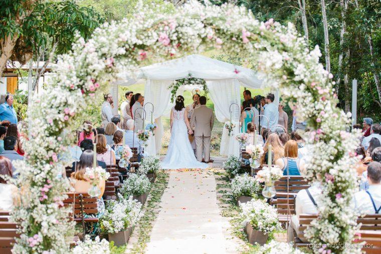 Natalia e Ricardo | Casamento na Cantareira | Espaço Natureza