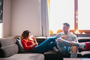 Ensaio de casal em casa, ensaio fotográfico em casa, ensaio intimista, ensaio pre Wedding em casa, Rafa Ramos fotografia