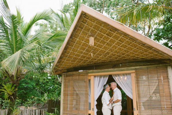 Marden e Jaap | Casamento intimista em Maresias