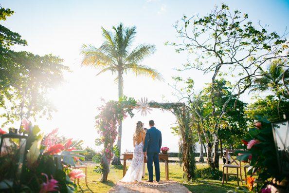 Casamento Reserva Tamba | Vera e Fernando | Casamento na Praia