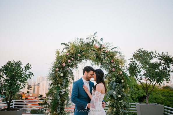 Casamento intimista | Scarlet e Vinicius | Micro Wedding