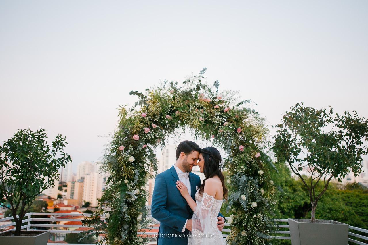Inspiração Cerimonia de casamento intimista em SP