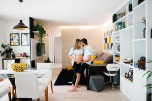 ensaio gestante em casa ensaio gravida em casa fotografo de gravida e gestante fotografo em Barueri