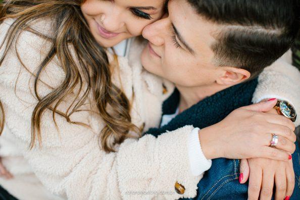 Aline e Fernando | Ensaio de casal Campos do Jordão